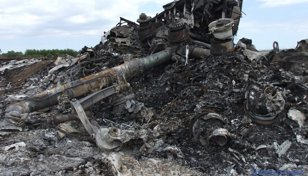 UK urges Russia to admit responsibility for downing MH17