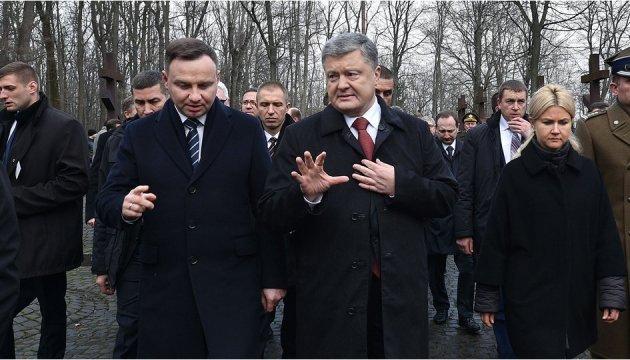 Якби Польща збільшила кількість спостерігачів у СММ, ми були би вдячні - Порошенко