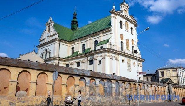 Жовква - ідеальне місто-фортеця: цикл «Фортеці України»