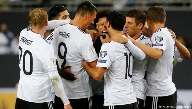 Футболисты Германии получат по €350 тыс за победу на чемпионате мира
