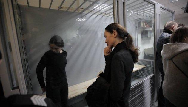 Потерпевшие в харьковском ДТП требуют для Зайцевой 10 лет за решеткой