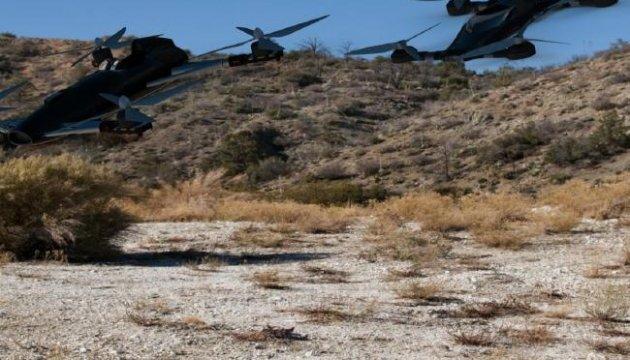 У пустелі Австралії проведуть перегони на летючих авто