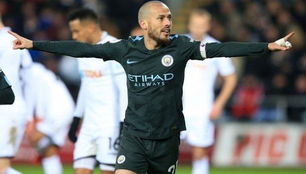 АПЛ: «Манчестер Сіті» розгромив «Суонсі» у дебютному матчі Зінченка