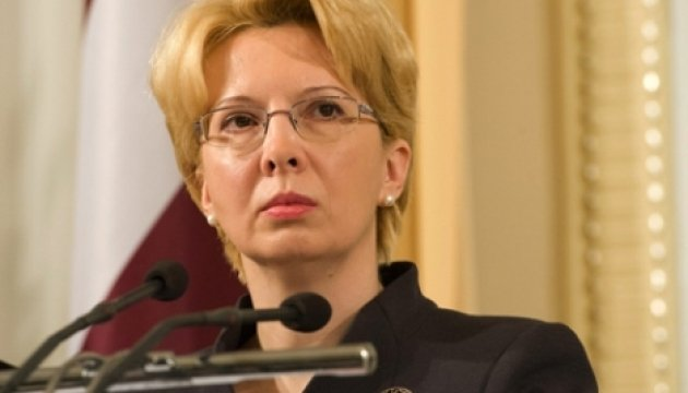 Latvia supports sanctions against Russia - speaker of Latvian parliament