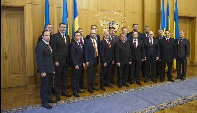 Украинско-белорусская демаркационная комиссия провела 14-е заседание