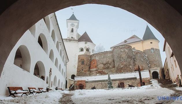 Мукачівський замок на новорічні свята відвідало понад 3 тисячі туристів