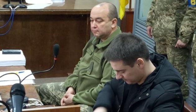 Підозрюваний у розтраті ректор військового вишу все-таки заплатив заставу