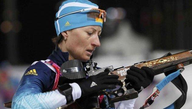 """Віта Семеренко виграла """"бронзу"""" в спринті на французькому етапі Кубка світу"""