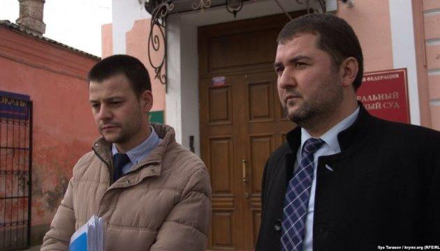 Адвокати затриманих кримськотатарських активістів звернуться до ЄСПЛ