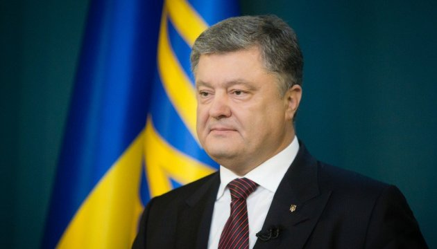 Poroshenko hails EU decision to extend sanctions against Russia