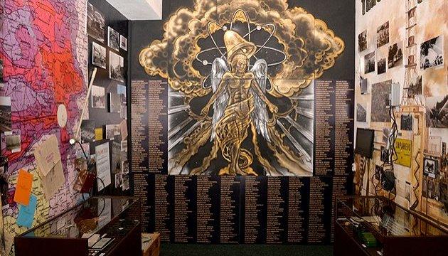 У Кишиневі відкрили виставку «Чорнобильська трагедія»