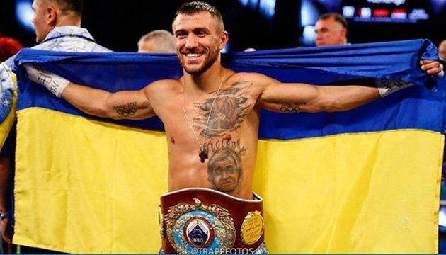 Lomachenko tops ESPN's ranking of world's best boxers