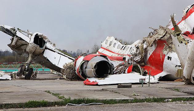 Польські експерти у Смоленську оглянуть уламки літака Качинського