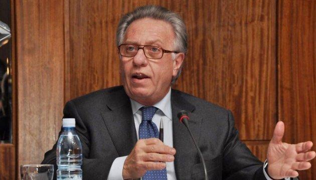 Poroshenko, Buquicchio discuss creation of Anticorruption Court