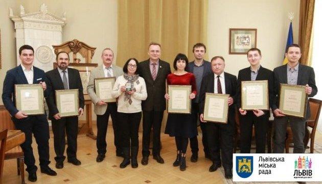 Во Львове назвали 10 победителей конкурса талантливых ученых