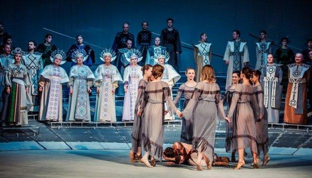 У Львові показали фольк-оперу Станковича, заборонену 40 років тому