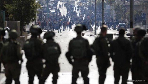 Сутички в Єрусалимі: палестинці повідомляють про десятки поранених
