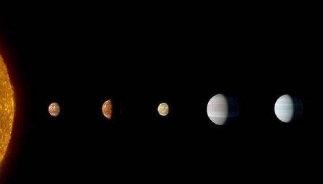 NASA за допомогою штучного інтелекту відкрила планету