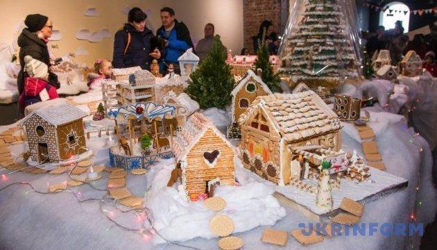 Le premier festival des pains d'épices a débuté à Ouzhgorod