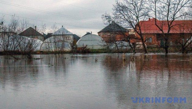 На заході України можливі паводки й селеві потоки - ДСНС