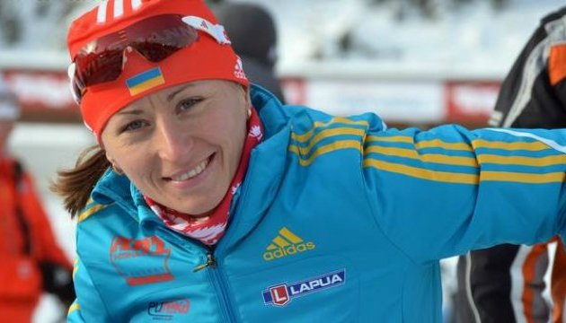 Біатлон: Дальмаєр виграла гонку переслідування Кубка світу, Віта Семеренко - восьма