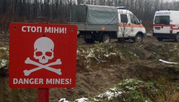 At least 355 civilians killed in mine explosions in Donbas over past four years