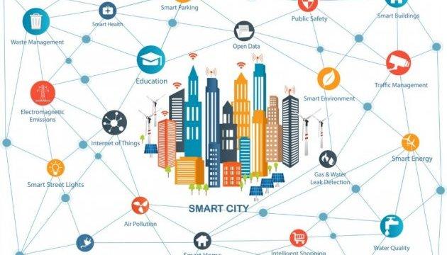 Подписали меморандум о внедрении технологий Smart City в городах Украины