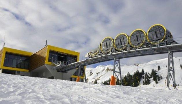 У Швейцарії запустили найкрутіший фунікулер у світі