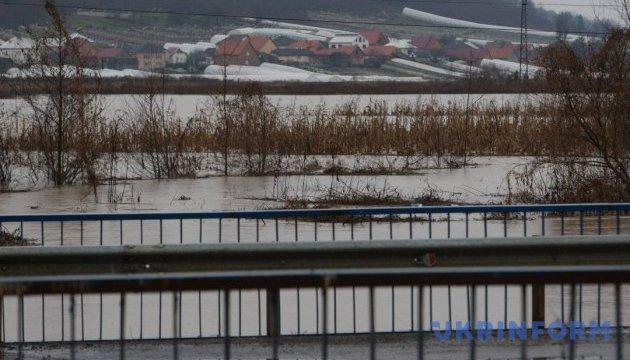 Синоптики предупреждают о подъеме воды в реках