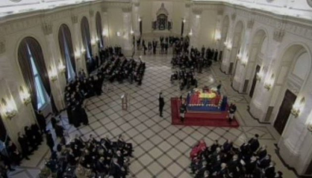 В Румынии похоронили короля Михая I