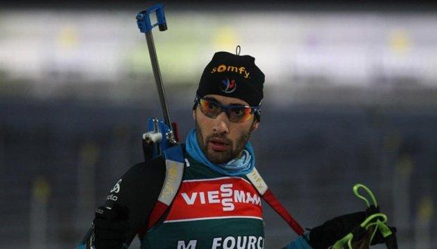 Біатлон: француз Мартен Фуркад переміг у мас-старті домашнього етапу Кубка світу