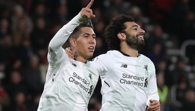АПЛ: «Манчестер Юнайтед» і «Ліверпуль» перемагають