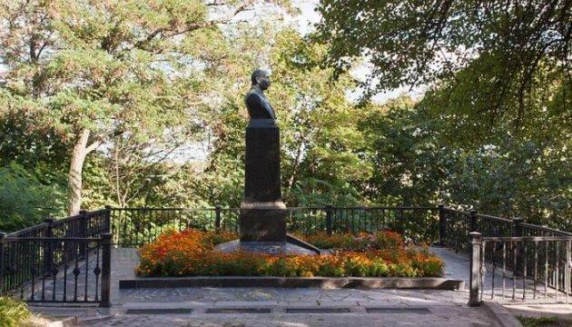 З могили Коцюбинського викрали бронзове погруддя вагою у центнер