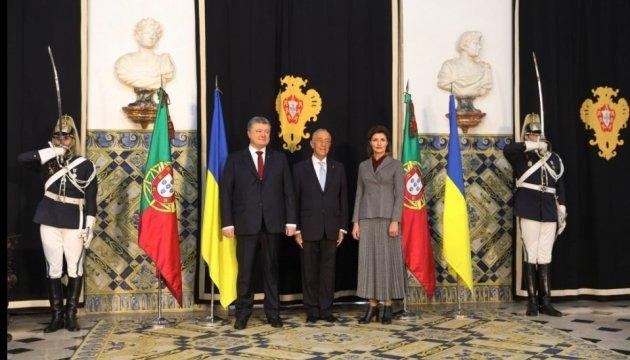 Portugal unterstützt Ukraine in der Nato und OSZE
