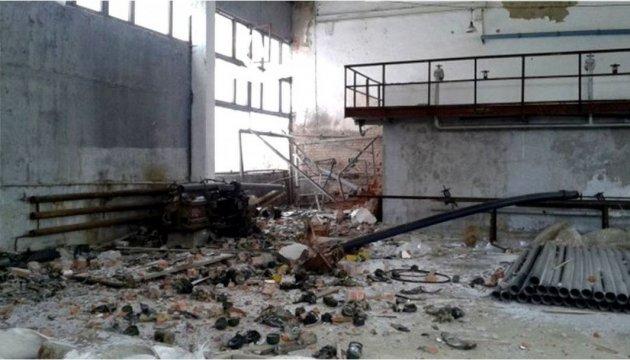 UNICEF : Le travail de la station de filtration de Donetsk suspendu en raison des bombardements