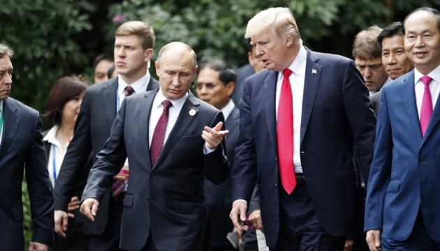 Трамп будет говорить с Путиным об Украине