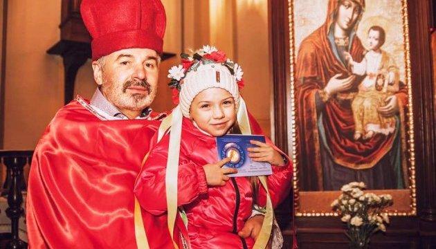 У латвійській столиці відсвяткували Святого Миколая