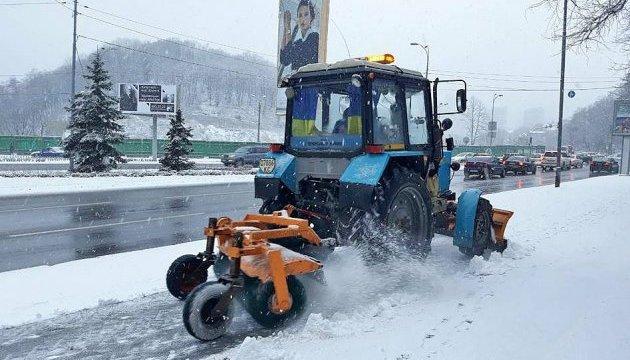 Синоптики обіцяють сильні снігопади з 18 січня