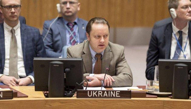 """Украина остро ответила россиянам в ООН на обвинения в """"перевороте-2014"""""""