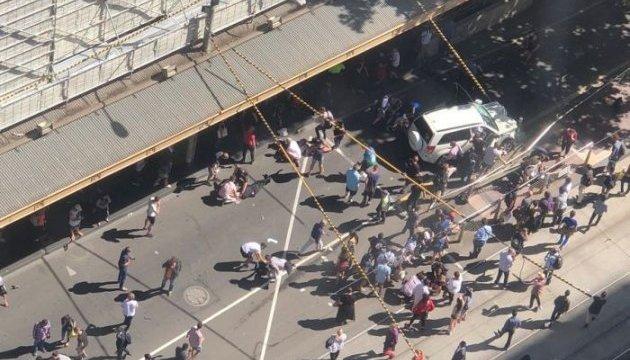 Наїзд на натовп у Мельбурні: поліція висунула звинувачення водію