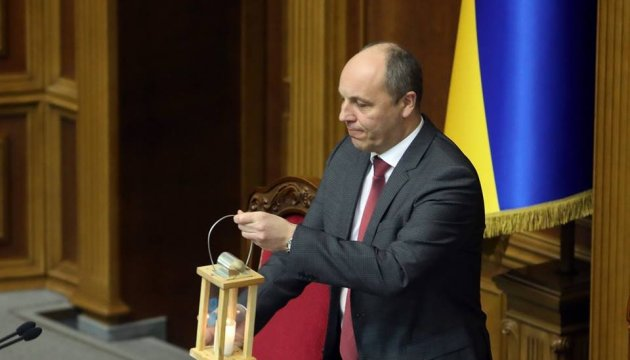 Record number of amendments submitted to Electoral Code – Parubiy