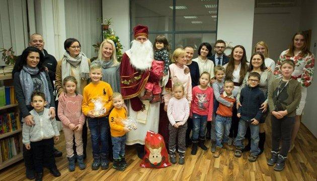 Діаспора Словенії відзначила День Святого Миколая