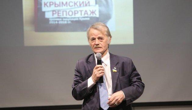 Джемилев будет призывать узников Кремля прекратить голодовку