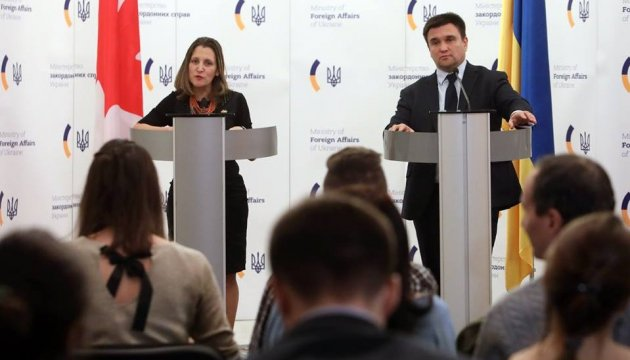 FM Klimkin: Ukraine to open Consulate General in Edmonton in 2018