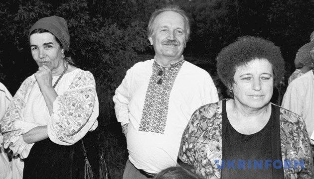В Укрінформі відкрили фотовиставку пам'яті В'ячеслава Чорновола