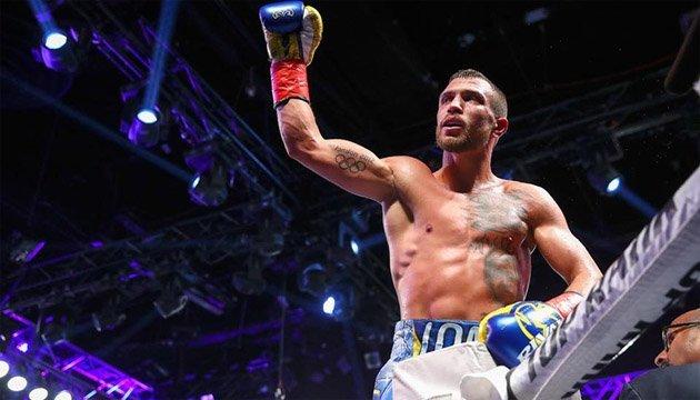 Ломаченко визнаний кращим боксером 2017 року за версією Boxing News 24