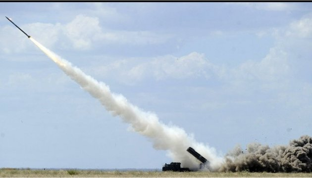 """Український ракетний комплекс """"Вільха"""" успішно пройшов випробування"""