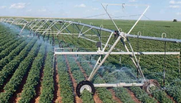 В Украине в этом году дополнительно будут орошать 16 тысяч гектаров сельхозземель
