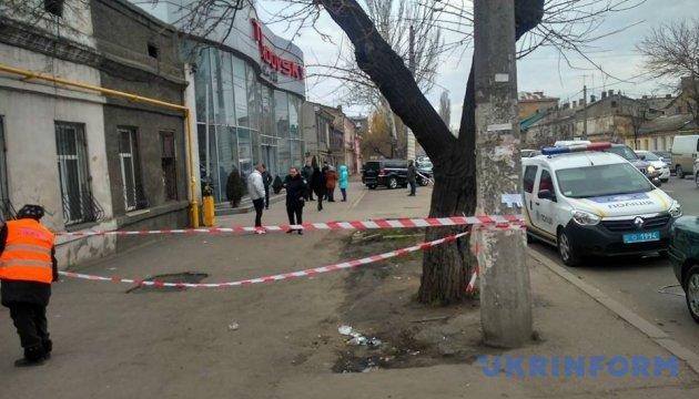 Стрельбу возле автосалона в Одессе квалифицировали как хулиганство