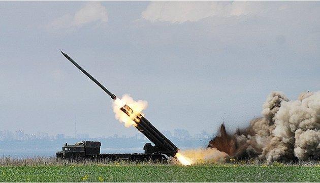 """Президент доручив цьогоріч почати виробництво ракетного комплексу """"Вільха"""""""